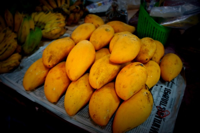 Lovely mangos