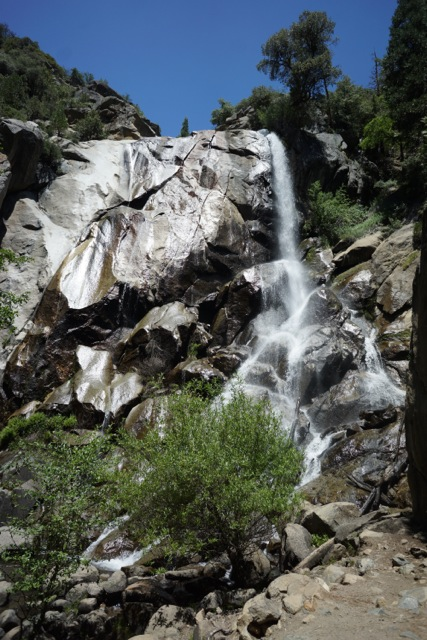 Grizzly Falls.