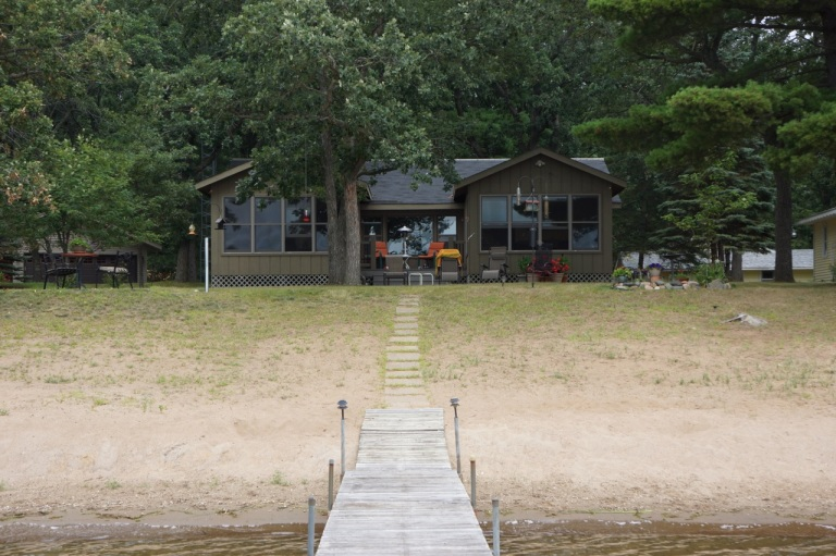 One of my favorite places on earth, the cabin in Nisswa, MN.