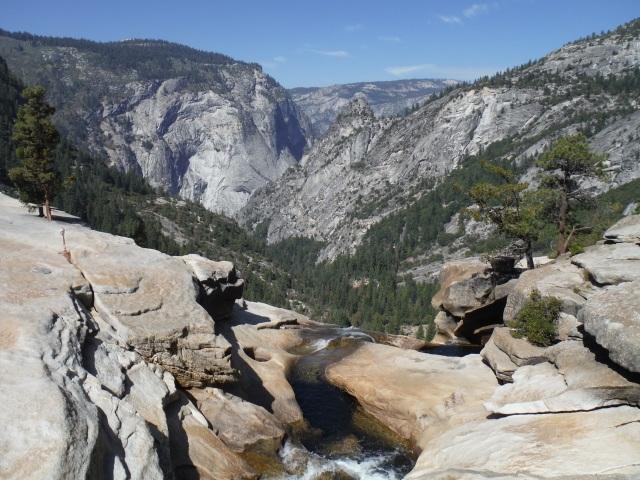 Little Yosemite Valley.