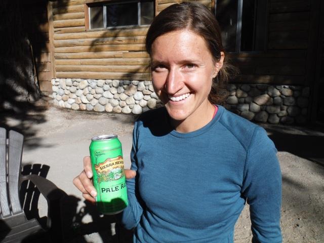 Nice choice for hiking through the Sierra's.