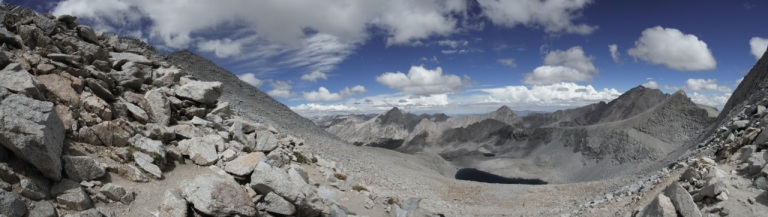 View from Forester Pass.